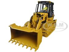 CAT CATERPILLAR 963D TRACK LOADER WITH OPERATOR 1/50 BY DIECAST MASTERS 85194
