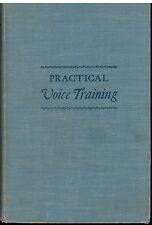 Practical Voice Training - Harriett Elizabeth Grim 1948