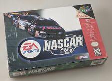 Nintendo 64 N64 - NASCAR 99 - Brand New Factory Sealed