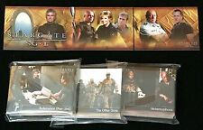 Stargate SG-1 2004 - Season 6 - Base Set of 72 Trading Cards