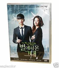 You Who Came From the Stars Korean Drama (5DVD) Good English & Quality!