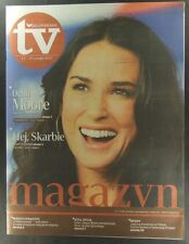 DEMI MOORE  great magazine FRONT cover, Poland  No.189