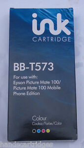 x3 Non OEM Compatible BB Cartridge T573