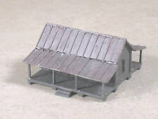 Z Scale Share Croppers House with Porches