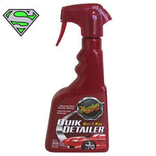 MEGUIARS QUIK DETAILER 473ML A3316 POLISHER COMPOUND CAR CARE CLEANING WAX