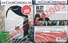Blu-Ray LOOK WHO'S BACK ER IST WIEDER DA Timur Vermes Hitler Comedy Region B NEW