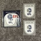 EFL Sky Bet League One 2018/19 - 2019/20 Youth Kids Size Shirt Sleeve Patches
