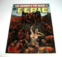 Eerie #103 1979 Warren Magazine Terrance Lindall Cover Art.
