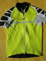 Size S Assos s5.UNO YELLOW Cycling Jersey Road MTB CX Short Sleeve Full Zipp
