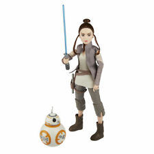 Star Wars Forces of Destiny Rey Jakku and Bb-8 Adventure Set
