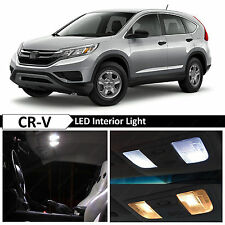 White LED Lights Interior Package Kit for 2015-2017 Honda CRV CR-V + TOOL
