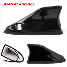 Shark Fin Universal Car Roof Antenna Radio FM/AM Signal Receiver Aerial Antenna