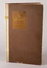 Rare Fox Films 1926 Silent Era Hollywood Exhibitors Book Profusely Illustrated