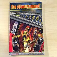 The Absolute Sound Volume 20 Issue 104, 1995 TAS Single-Ended Triode Tube Amp