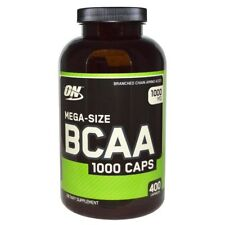Optimum Nutrition BCAA 1000 Caps Mega-size 1g 60 Capsules