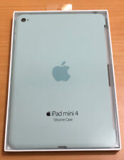 100% Genuine Original Apple Silicone Case Cover for iPad Mini 4 Turquoise