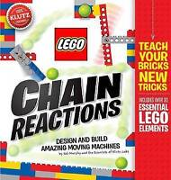 NEW Lego Chain Reactions By Pat Murphy Book with Other Items Free Shipping