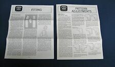 Vtg Fashions In Sewing-1960's Lucille Rivers Fitting & Pattern Adjustments (2)