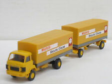 "Acid D 290/330 Flatbed-truck, orange ""Migros"", OVP, Roskopf, 1:87"