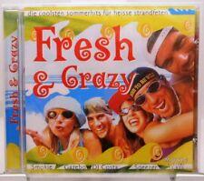 Fresh & Crazy + CD + 16 heiße Original Hits für die Party + Mallorca Strandfete