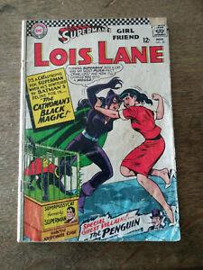 Superman's Girlfriend Lois Lane 70