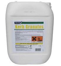 1 X Barclay Herbicide Kerb Granules 7.7kg controls grasses/ broard leaved weeds