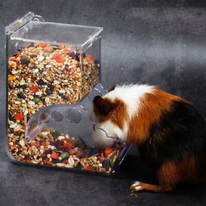 Hamster-Kaninchenfutter Haustier automatischer Zufuhr-Nahrungsmittelschüssel