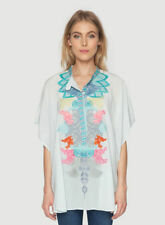 Short Sleeve Dry-clean Only Casual Regular Tops & Blouses for Women