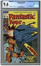 Fantastic Four #95 CGC 9.6