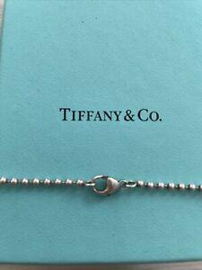 Tiffany Co Kugelkette