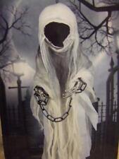 Hanging Faceless Ghost Decoration ~ Halloween ~ 95cm ~ Shroud