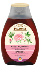 Green Pharmacy Bath Oil Sandalwood Neroli Rose 250ml