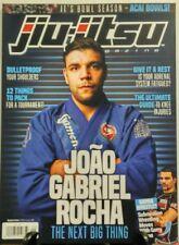 Jiu Jitsu Magazine Sept 2016 Joao Gabriel Rocha Next Big Thing FREE SHIPPING sb