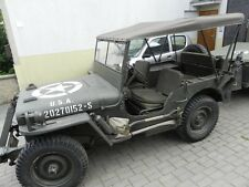 Willys Jeep MB Jeepverdeck Ford GPW, Sommerverdeck Tropico, in khaki oder sand