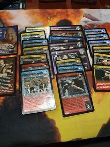 Wwe Raw Deal Big Show 23 Card Lot