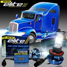 ELITE SERIES LED Headlight Bulb Upgrade Kit HID Xenon for Kenworth T660 T600