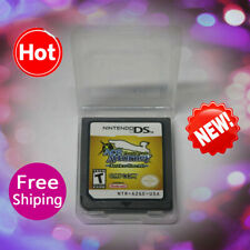 Phoenix Wright Ace Attorney Justice for All Game Only for Nintendo DS 2DS 3DS XL