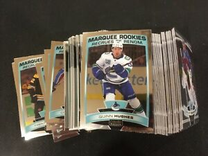 2019-20 OPC O-Pee-Chee Platinum U-Pick from list (complete your set today)