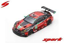 SPARK 1/18 LEXUS RACING RC F RCF GT3 GTD IMSA 2018 HAWKSWORTH RARE