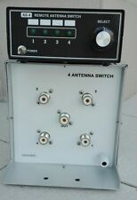 COMMUTATORE D' ANTENNA SWITCH 4 VIE HF VHF UHF icom kenwood yaesu
