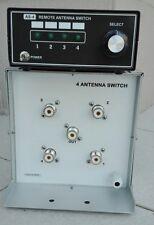 COMMUTATORE D' ANTENNA SWITCH 4 VIE HF (RADIO DEVIATORE)