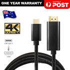 USB C to HDMI Cable USB Type C to HDMI 4K Cord For Samsung S8 S9 S10 S20 Note 9