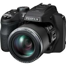 FUJIFILM FINEPIX S SERIES SL1000 16.2 MP DIGITAL CAMERA - BLACK