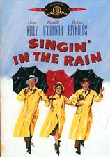 Singin' In The Rain- Musical Film Dvd - Gene Kelly, Debbie Reynolds