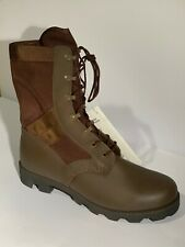 Wellco Military Issue Jungle Boots Size 8 Medium