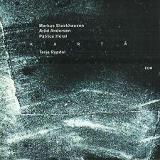 MARKUS STOCKHAUSEN/ARILD ANDERSEN/PATRICE HERAL/TERJE RYPDAL –  KARTA (2000 CD)