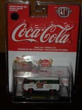 M2 Machines Coca-Cola SC01 1960 White Delivery Van Chase 1 of 750
