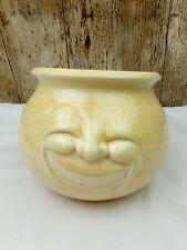RARE Vintage 1930s Raymond Hoddson Sylvac Pottery A RIGHT HERBERT Face Pot