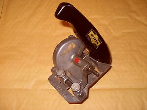 Vintage Woden P.660 Drill Attachment - As Photo