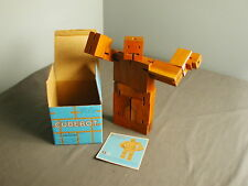 CUBEBOT AREAWARE IN ORIGINAL BOX W/ INSTRUCITONS - PUZZLE - DIFFICULTY:1 - dha